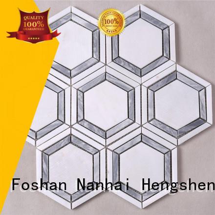 Heng Xing golden stone wall tiles Suppliers for villa