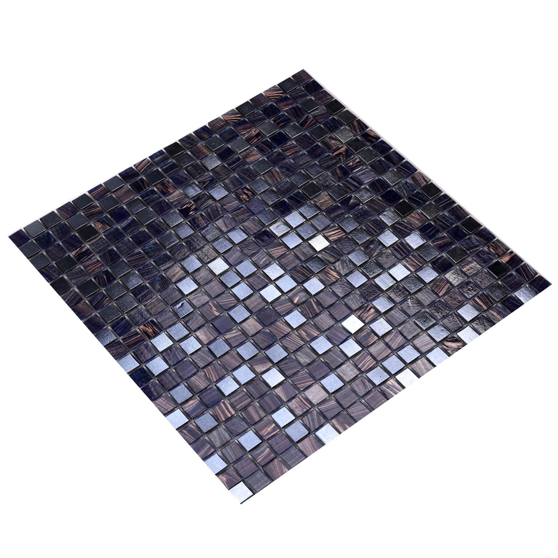 Heng Xing light linear mosaic tile for business for fountain-3