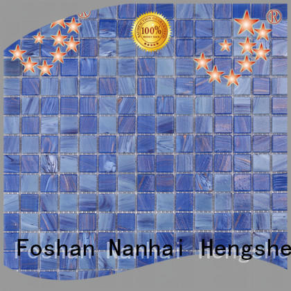 Heng Xing High-quality mosaic tiles online Supply for swimming pool