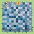 2x2 beige mosaic tiles floor factory for spa