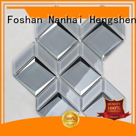 Heng Xing 3x4 slate backsplash tile factory price for living room
