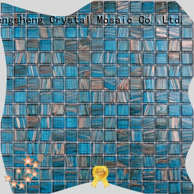 Heng Xing Wholesale marble mosaic Supply for spa