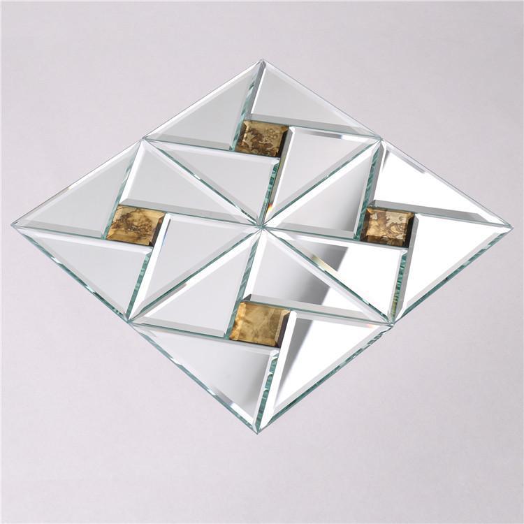 Latest glass linear tile gray company-2