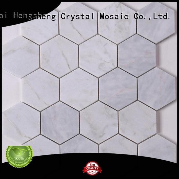2x2 slate mosaic tile lantern Supply for kitchen