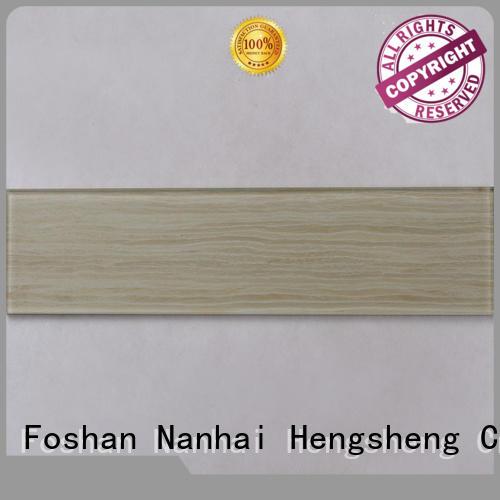 oceanside glass tile stone for kitchen Heng Xing