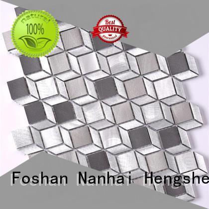 Heng Xing round metal backsplash Supply for kitchen