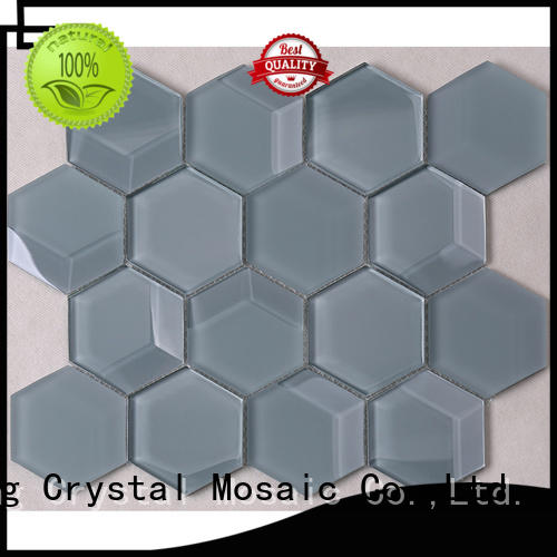 Wholesale square mosaic tiles herringbone wholesale for living room