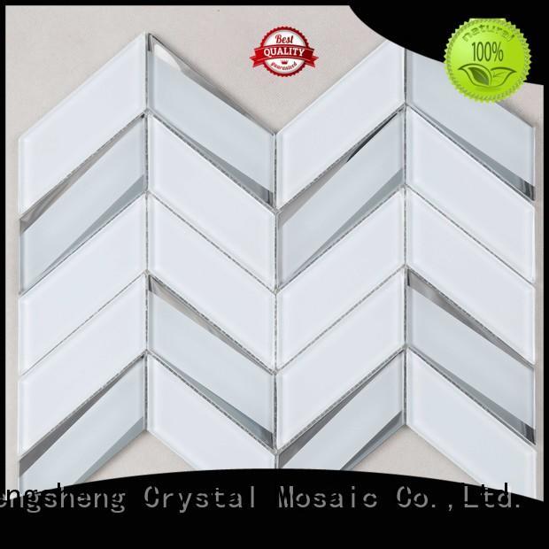 back inkjet tile factory price for kitchen Heng Xing