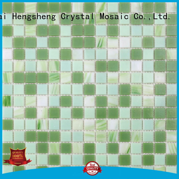 Heng Xing hand poolside tiles supplier for swimming pool