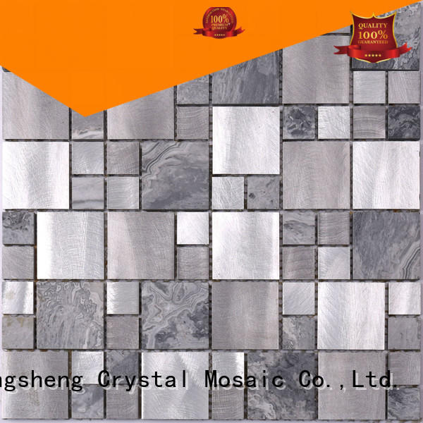 certificated metallic kitchen tiles rose manufacturer for living room
