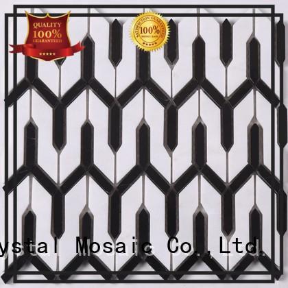 Heng Xing grey glass mosaic tiles company for villa