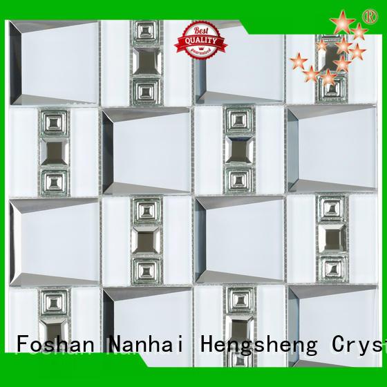 Heng Xing blast bevel tile supplier for villa