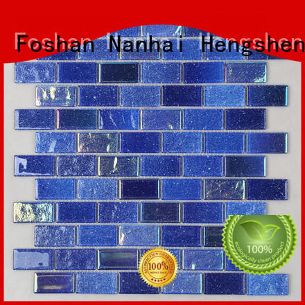 Heng Xing hand crystal tile 2 for business for fountain