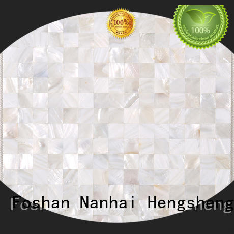 Top shell mosaic tile company