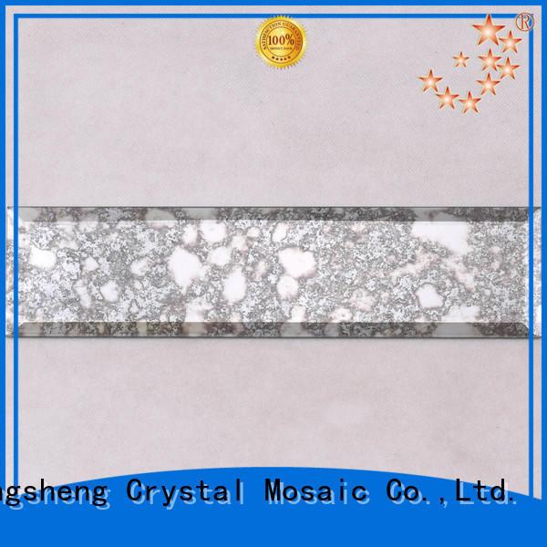 Heng Xing splash glass subway tile wholesale for bathroom