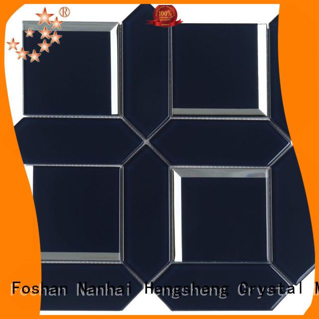 New mosaic tile sheets hdt04 wholesale for living room