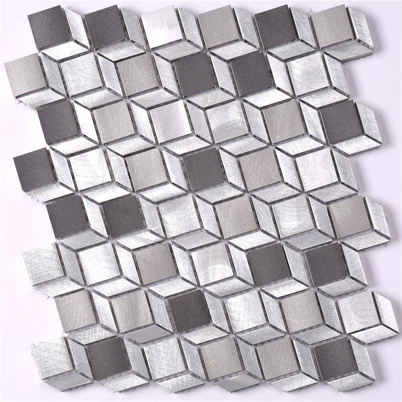 New linear mosaic tile aluminum directly sale for villa-1
