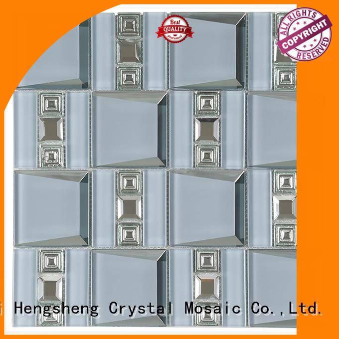 Heng Xing light kitchen backsplash factory price for living room