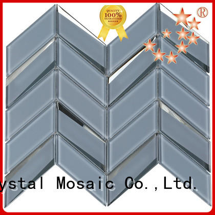 Heng Xing beveled 3d tile factory price for bathroom