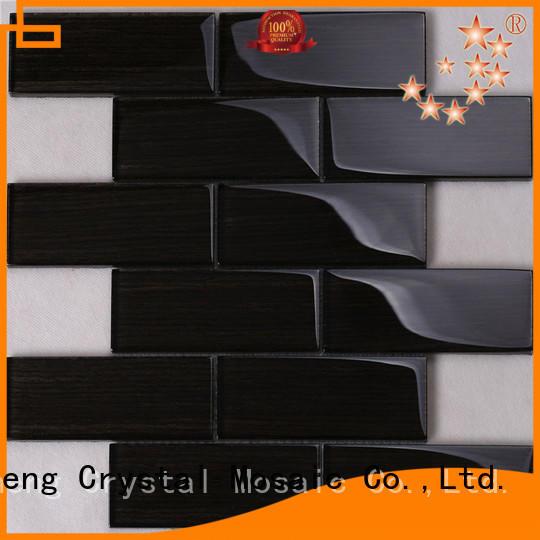 decor white kitchen backsplash supplier for bathroom Heng Xing