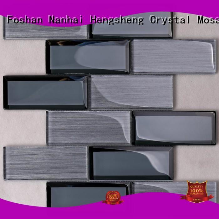 Heng Xing pattern kitchen backsplash company for bathroom
