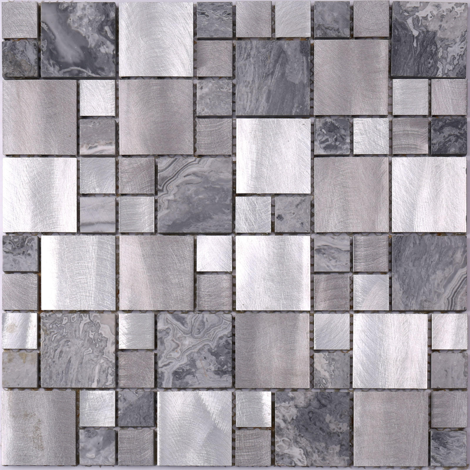 Heng Xing stable linear mosaic tile Supply for hotel-2