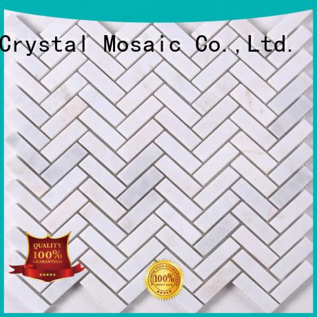 marble mosaic tile art tile Supply for living room