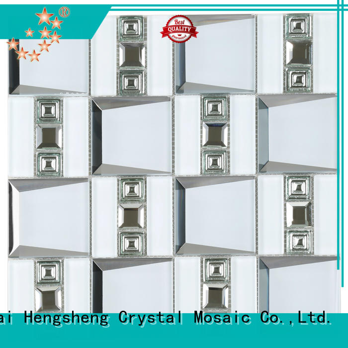 stone glass subway tile factory price for kitchen