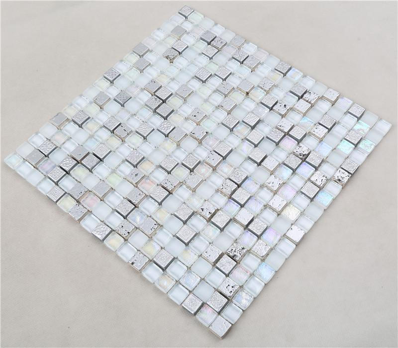 Heng Xing quality glass mosaic tiles Supply for backsplash-2