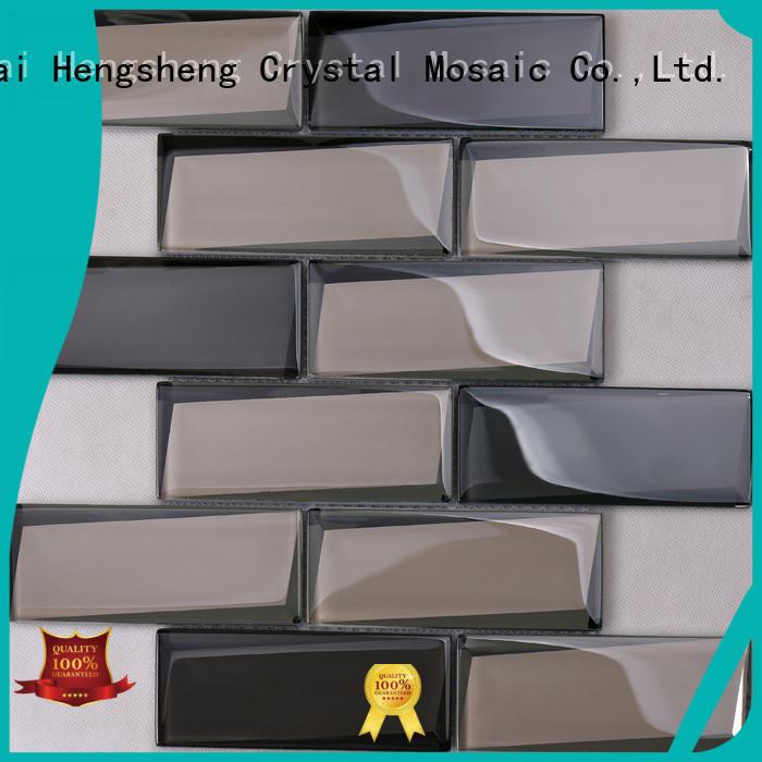 Heng Xing hmb23 mosaic floor tiles Supply for living room
