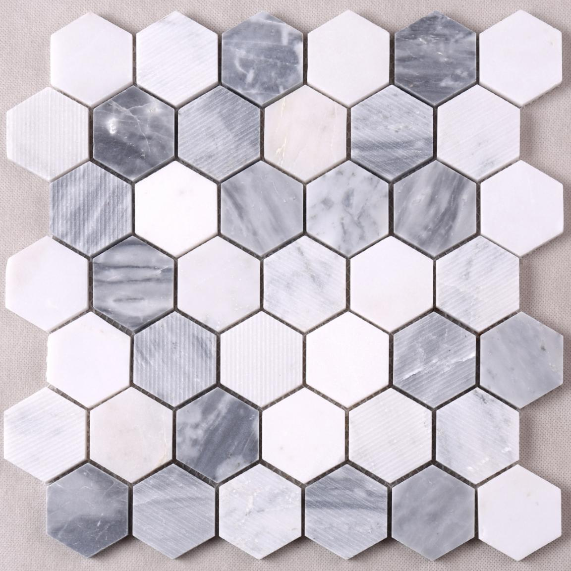 Heng Xing marble stone backsplash with good price for villa-1