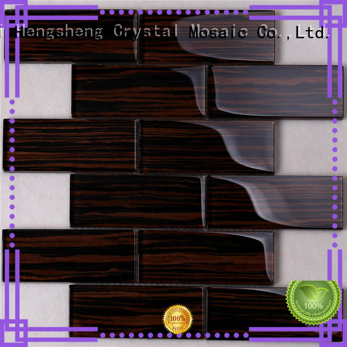 Heng Xing wall white honeycomb tile company for kitchen