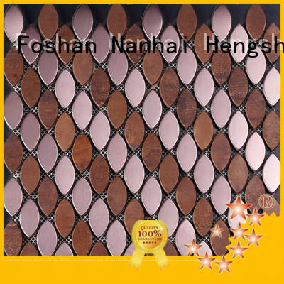 quality mosaic effect tiles decoration manufacturers for hotel