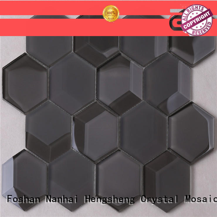 3x3 bevel tile trapezoid wholesale for hotel