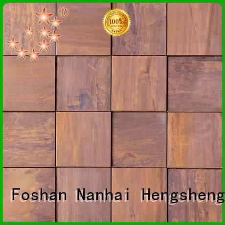 Heng Xing lantern glass mosaic manufacturers series for villa