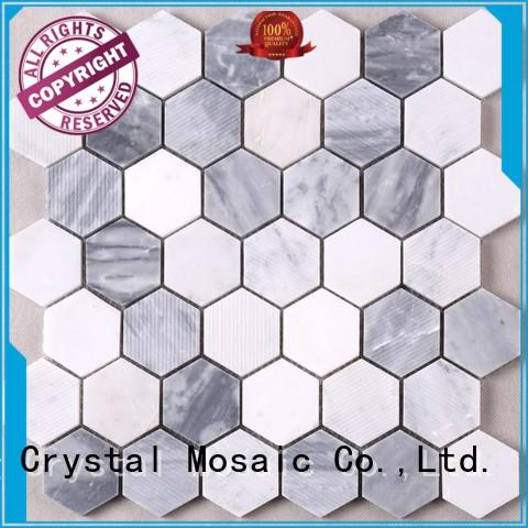 Wholesale mozetti glass mosaic malaysia gray directly sale for living room