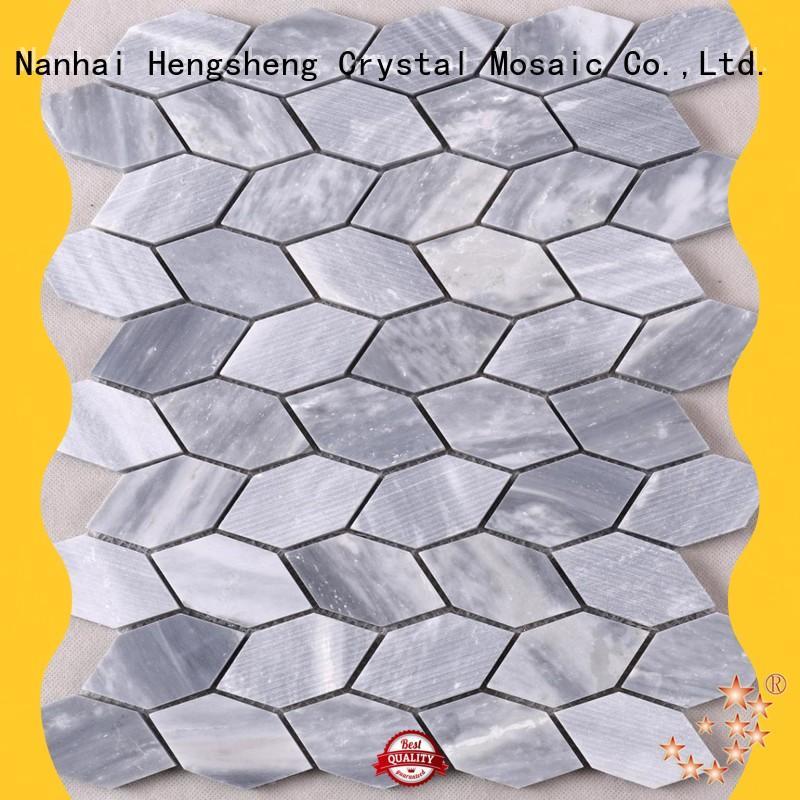 Heng Xing stone cheap floor tiles manufacturers for backsplash