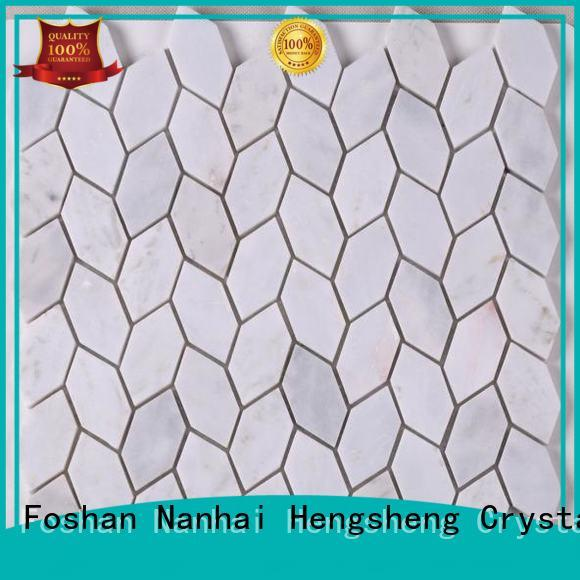 Heng Xing Wholesale blue grey mosaic tiles inquire now for bathroom