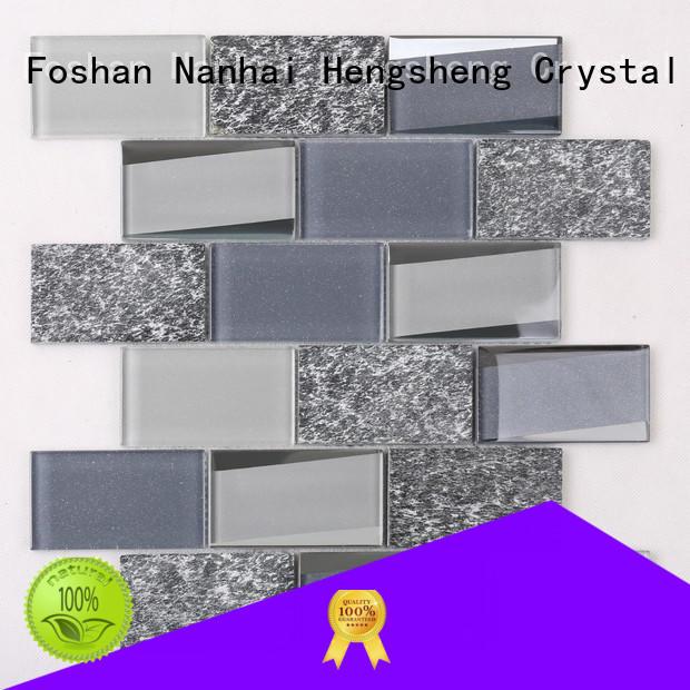 Heng Xing beveling bevel tile supplier for bathroom
