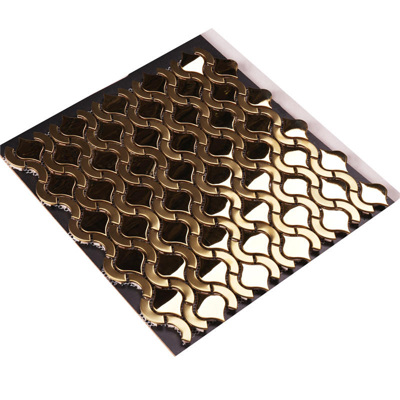 quality metal mosaic tile effect manufacturer for living room-3