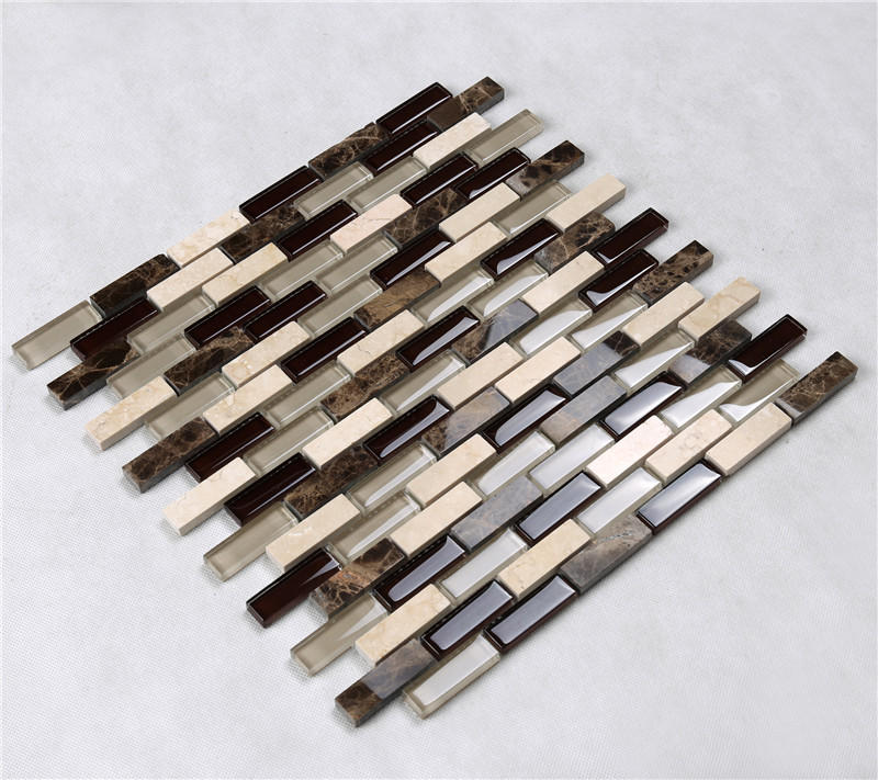 Heng Xing printing herringbone tile supplier for hotel-1