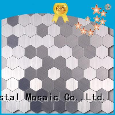 2x2 metallic mosaic tiles bathroom directly sale for kitchen