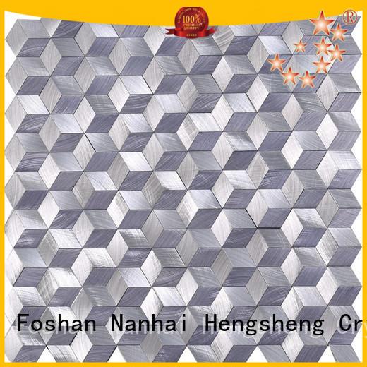 Heng Xing lantern glass mosaic tiles manufacturers for backsplash