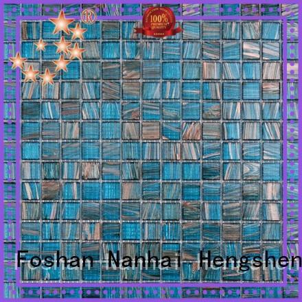Heng Xing luxury pool step tile floor for bathroom