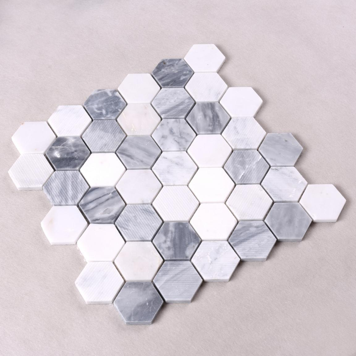 Heng Xing marble stone backsplash with good price for villa-2