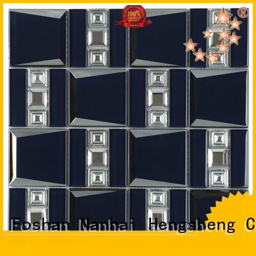 Heng Xing golden modern tile supplier for kitchen