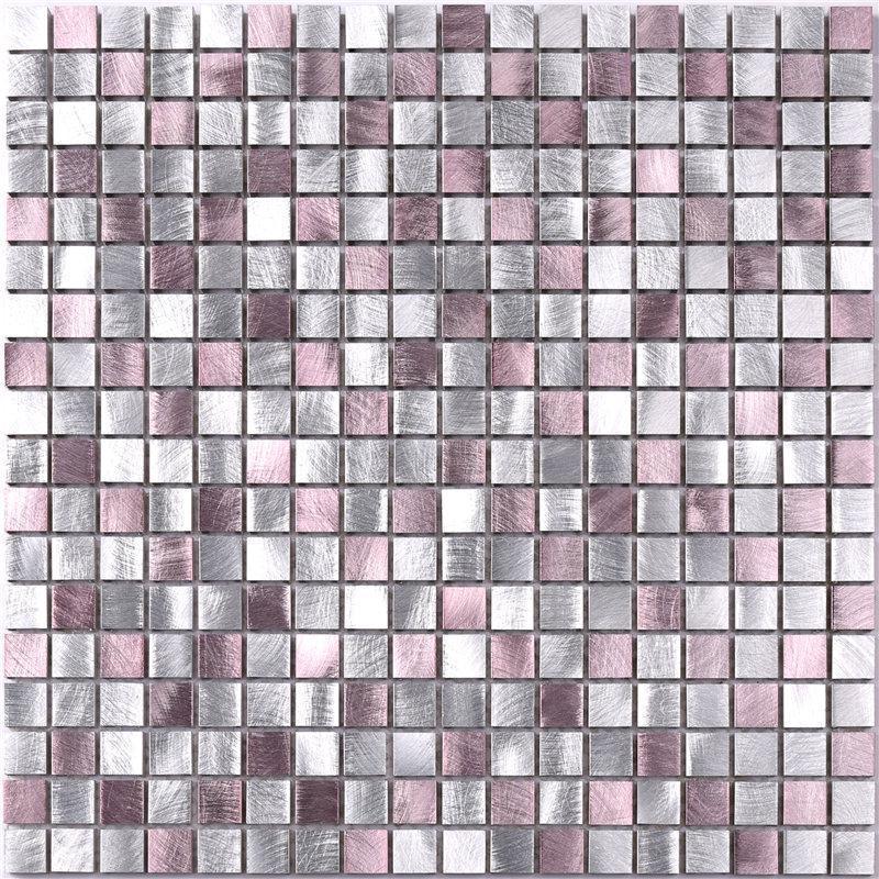 New glass mosaic hexagon customized for bathroom-1