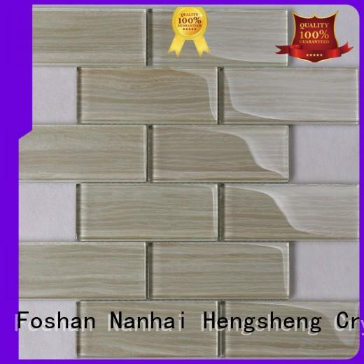 Best glass linear tile mixed manufacturers for villa