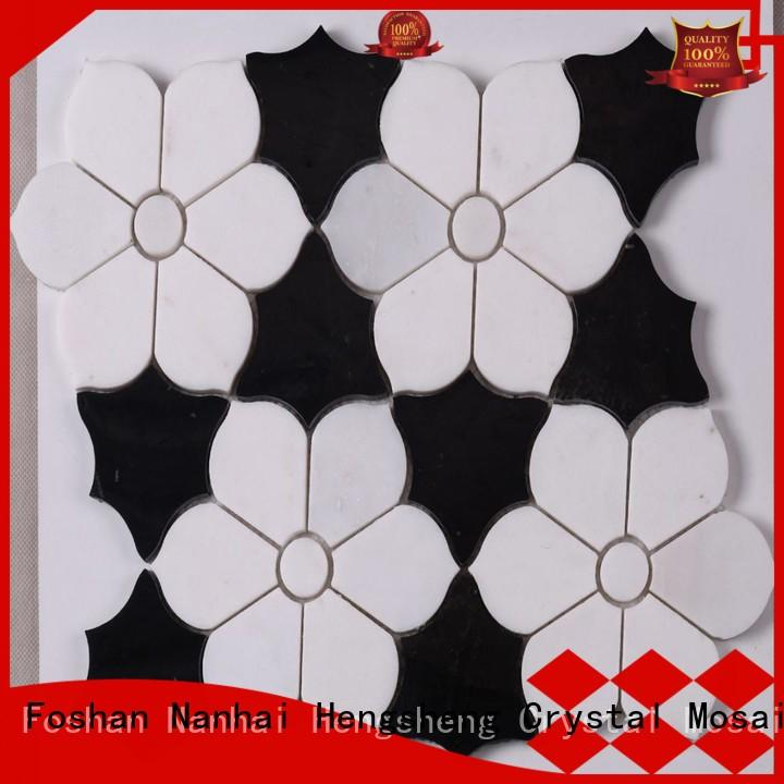 Heng Xing beautiful stone mosaic inquire now for kitchen