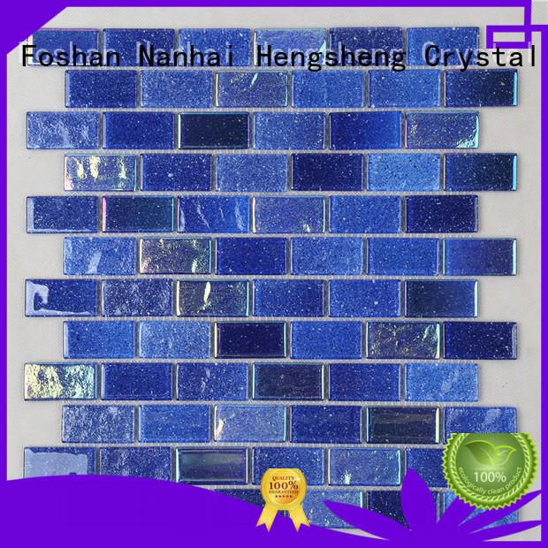Heng Xing floor marble mosaic tile Suppliers for bathroom